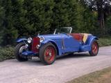 1933 Alfa Romeo 8C 2300 Photographic Print