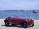 1933 Alfa Romeo 8C 2300 Corto Photographic Print