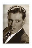 Ronald Colman, English Actor, 1933 Giclee Print