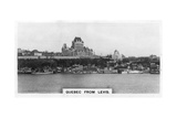 Quebec from Levis, Canada, C1920S Giclee Print
