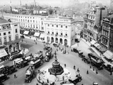 A View of Piccadilly Circus, C1912-C1914 Photographic Print