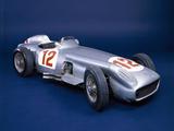 1954 Mercedes W196 Photographic Print