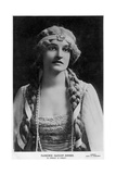 Florence Glossop-Harris, British Actress, C1911 Giclee Print by  Jarman
