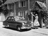 1956 Vauxhall Velox, (C1956) Lámina fotográfica