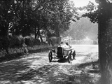 Sunbeam at the Isle of Man Tt Race, 1914 Photographic Print