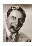 Ernst Lubitsch, German-Born Jewish Film Director, 1933 Giclee Print