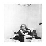 Una Merkel, American Film Actress, 1934-1935 Giclee Print