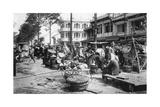Market, Cholon, Saigon, Vietnam, 20th Century Giclee Print
