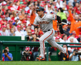 Division Series - San Francisco Giants v Washington Nationals - Game One Photo by  Elsa