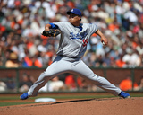 Los Angeles Dodgers V. San Francisco Giants Photo by Brad Mangin