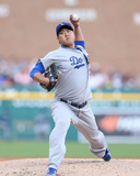 Los Angeles Dodgers v Detroit Tigers Photo by Leon Halip