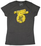 Juniors: 5 Seconds of Summer - Tally Logo T-Shirt