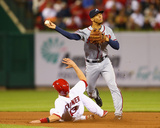 Atlanta Braves v St. Louis Cardinals Photo by Dilip Vishwanat