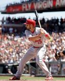 St. Louis Cardinals v San Francisco Giants Photo by Ezra Shaw