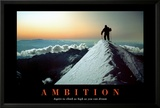 Ambition (Mountain Climber) Photo