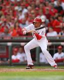 St. Louis Cardinals Vs. Cincinnati Reds Photo by John Grieshop