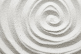 Spiral in the Sand Photographic Print by  SSilver