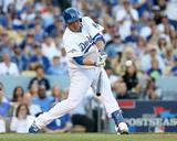 Atlanta Braves v Los Angeles Dodgers - Game Three Photo by Stephen Dunn