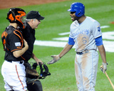 ALCS - Kansas City Royals v Baltimore Orioles - Game One Photo by Mitchell Layton