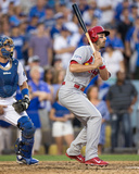 NLDS Game 1: St. Louis Cardinals V. Los Angeles Dodgers Photo by Rob Leiter