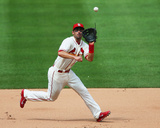 Chicago Cubs v St. Louis Cardinals - Game One Photo by Dilip Vishwanat