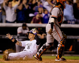 San Francisco Giants v Colorado Rockies Photo by Justin Edmonds