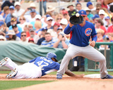 Chicago Cubs v Los Angeles Dodgers Photo by Norm Hall