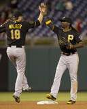 Pittsburgh Pirates v Philadelphia Phillies Photo by Mitchell Leff