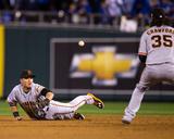 2014 World Series Game 7: San Francisco Giants V. Kansas City Royals Photo af Brad Mangin
