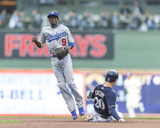 Los Angeles Dodgers v Milwaukee Brewers (G) Photo by Tom Lynn