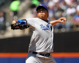 Los Angeles Dodgers v New York Mets Photo by Mike Stobe