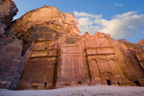 Petra in Jordan Photographic Print by Robert Hoetink