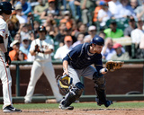 Milwaukee Brewers v San Francisco Giants Photo by Thearon W Henderson