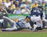 Toronto Blue Jays v Milwaukee Brewers (G) Photo by Tom Lynn