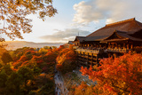 Kiyomizu-Dera Temple in Kyoto Photographic Print by  coward_lion