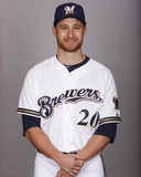 2015 Milwaukee Brewers Photo Day Photo by Jason Wise