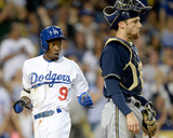 Milwaukee Brewers v Los Angeles Dodgers Photo af Harry How