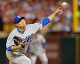 Los Angeles Dodgers v St Louis Cardinals - Game Three Photo by Michael Thomas