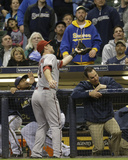 Arizona Diamondbacks v Milwaukee Brewers Photo by Mike McGinnis