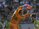 MLS: Seattle Sounders FC at LA Galaxy Photo af Kirby Lee