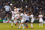 MLS: Philadelphia Union at Sporting KC Print by Jasen Vinlove