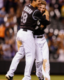 Miami Marlins v Colorado Rockies Photo by Trevor Brown