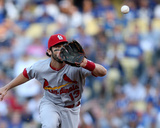 St Louis Cardinals v Los Angeles Dodgers - Game Three Photo by Jeff Gross
