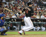 Texas Rangers v Arizona Diamondbacks - Game One Photo by Jennifer Stewart
