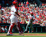 Cincinnati Reds v St. Louis Cardinals Photo by Jeff Curry