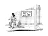 New Yorker Cartoon Premium Giclee Print by Jack Ziegler