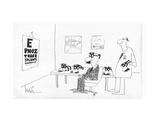 New Yorker Cartoon Premium Giclee Print by Arnie Levin