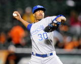 Kansas City Royals v Baltimore Orioles Photo by Greg Fiume