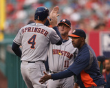 Houston Astros v Los Angeles Angels of Anaheim Photo by Jeff Gross