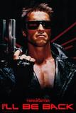 The Terminator - I'll Be Back Plakáty